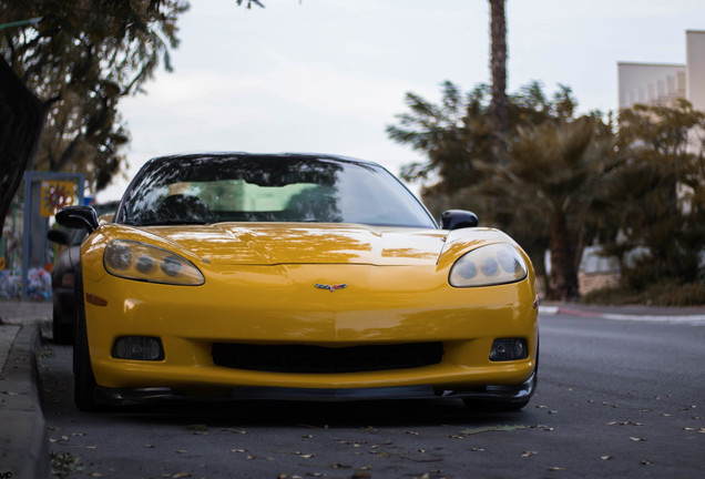 Chevrolet Corvette C6 ZHZ