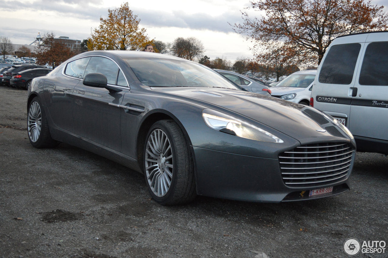 aston martin rapide s 21 november 2016 autogespot. Black Bedroom Furniture Sets. Home Design Ideas