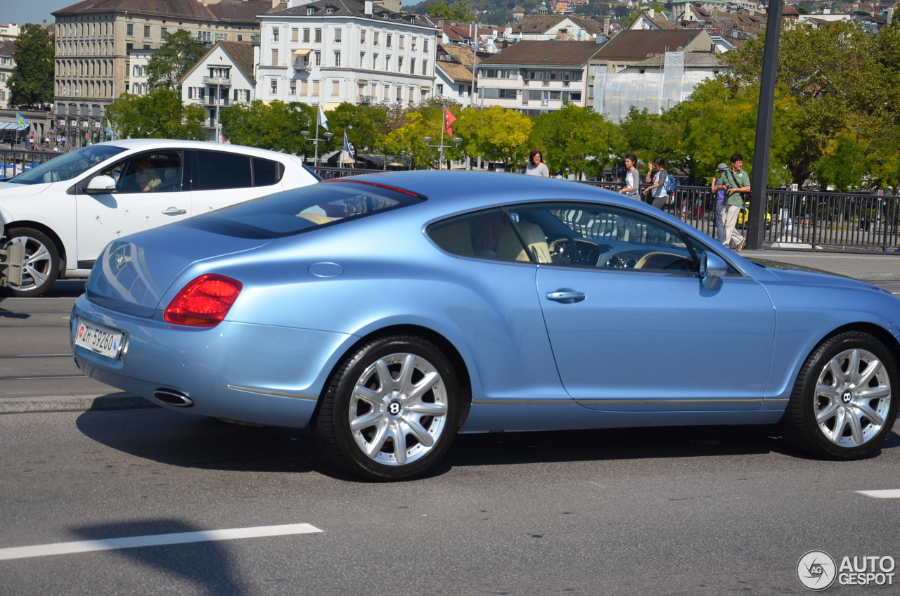Bentley Continental Gt 21 November 2016 Autogespot