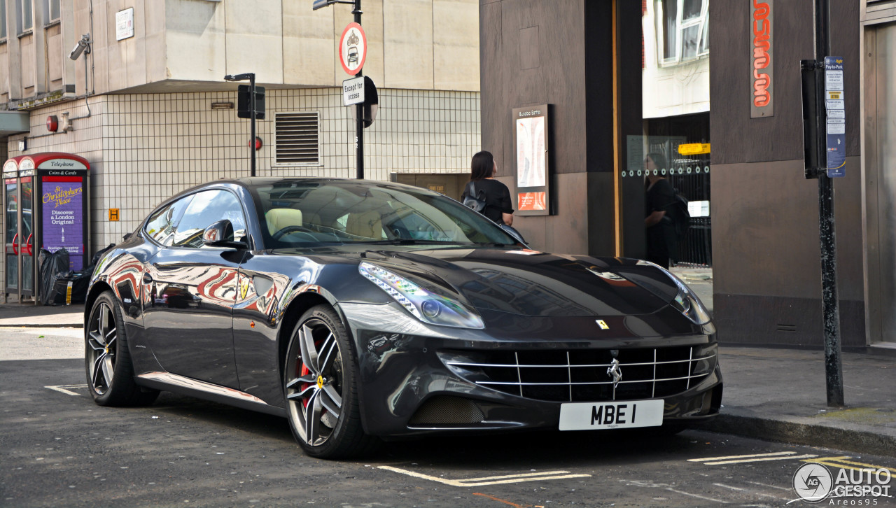 Ferrari Ff 22 November 2016 Autogespot