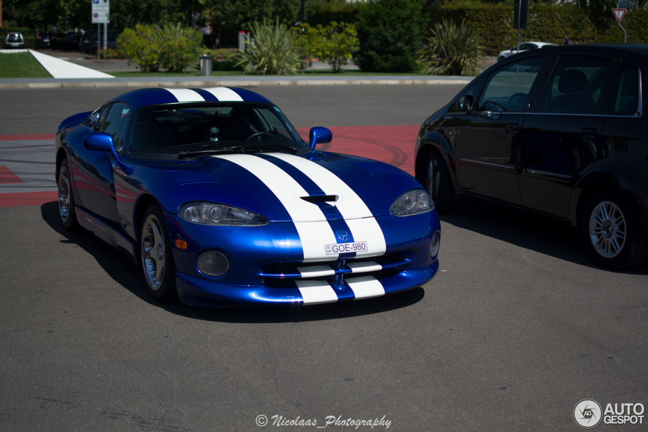 dodge viper gts 24 november 2016 autogespot. Black Bedroom Furniture Sets. Home Design Ideas