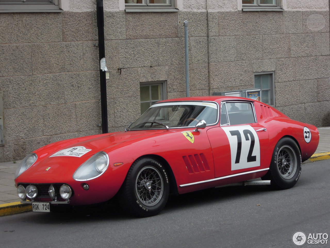 ferrari 275 gtb 26 november 2016 autogespot. Black Bedroom Furniture Sets. Home Design Ideas