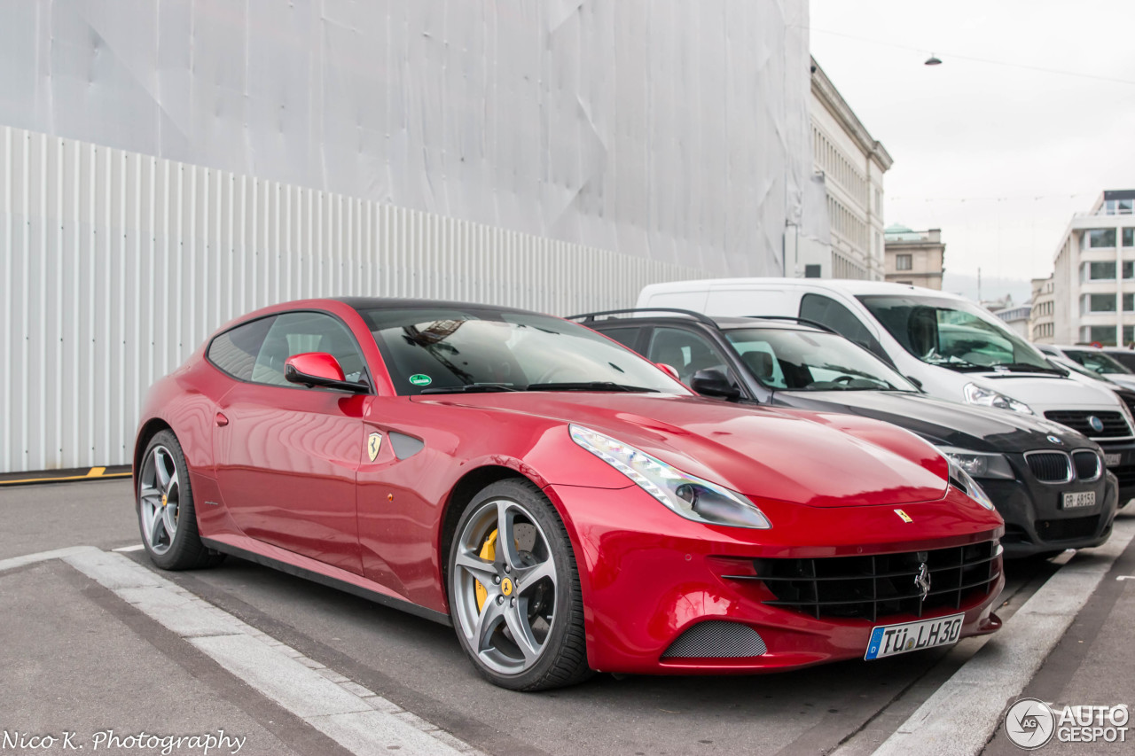 ferrari ff 28 november 2016 autogespot. Black Bedroom Furniture Sets. Home Design Ideas