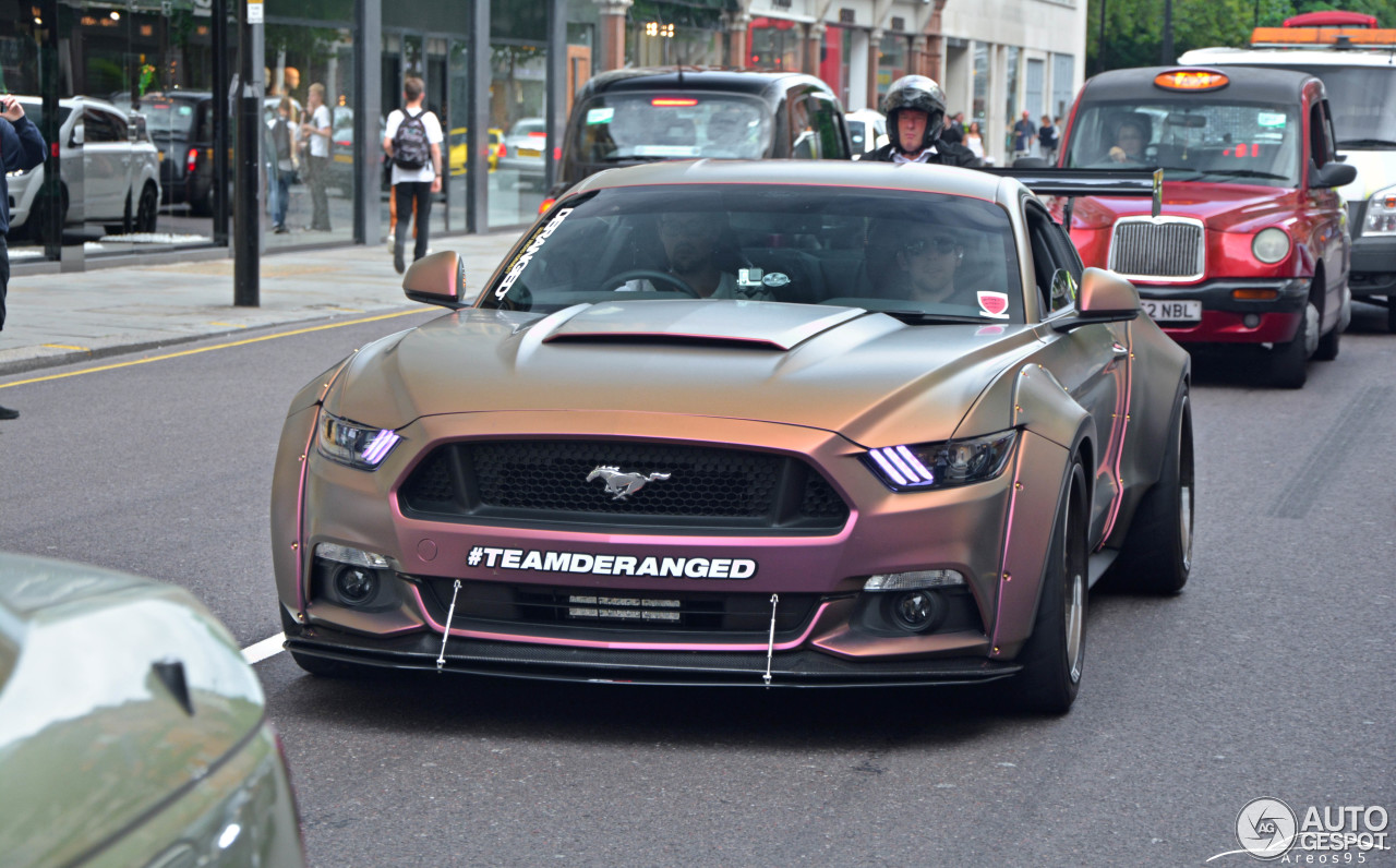 Ford Mustang GT 2015 Deranged Widebody Supercharged - 29 ...