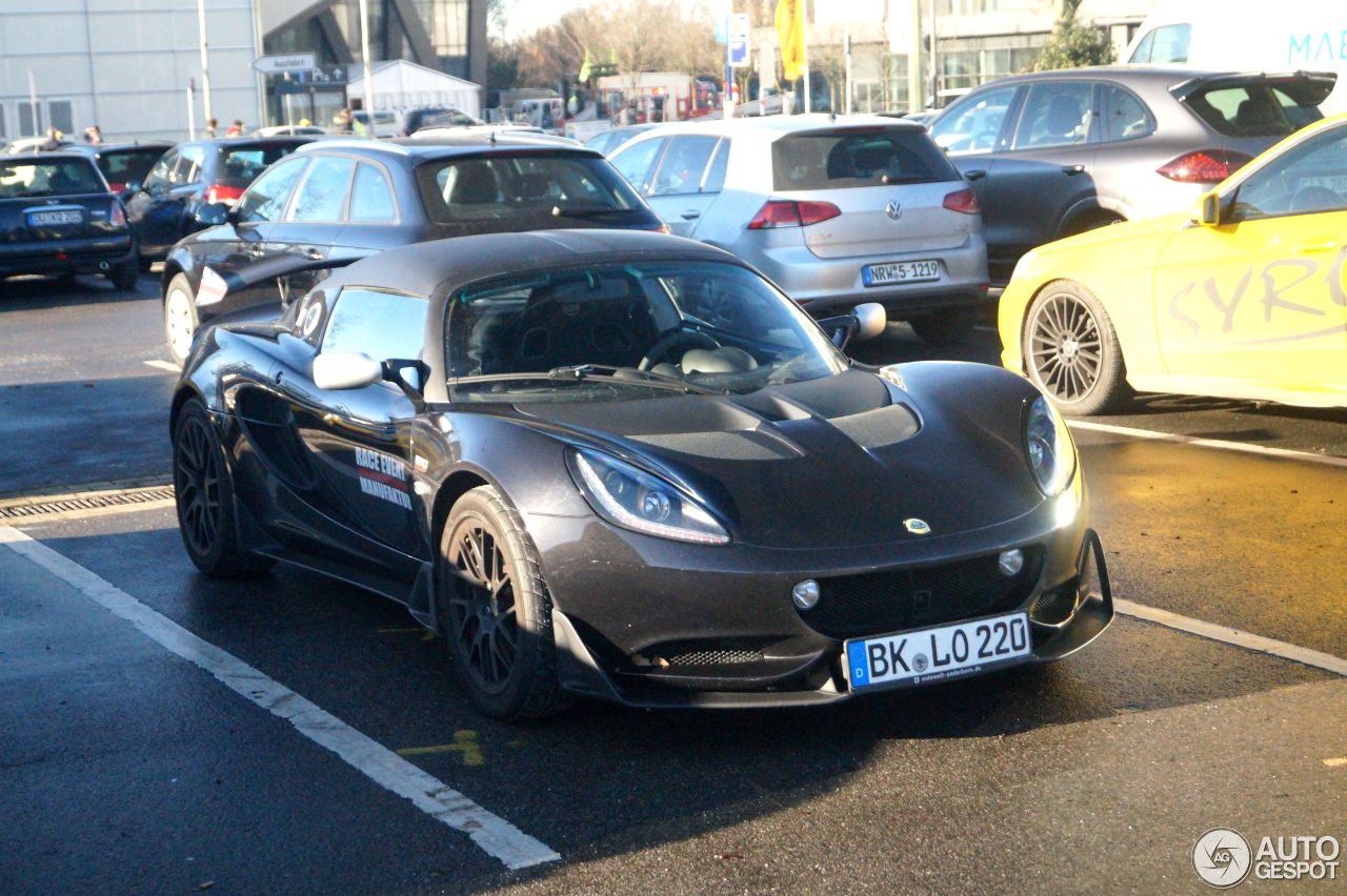 Lotus elise s3 220 cup 29 november 2016 autogespot 4 i lotus elise s3 220 cup 4 vanachro Image collections