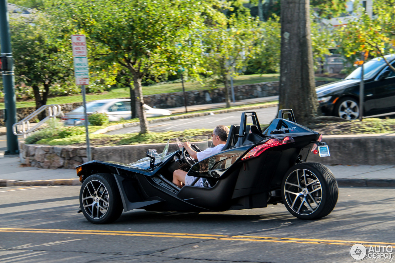 polaris slingshot sl 29 november 2016 autogespot. Black Bedroom Furniture Sets. Home Design Ideas