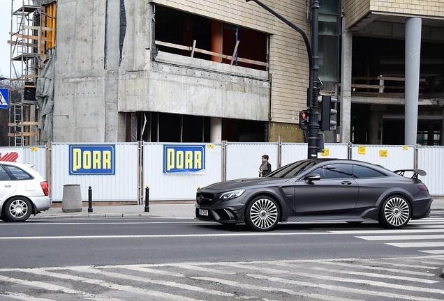 Mercedes-Benz Mansory S 63 AMG Coupé Black Edition