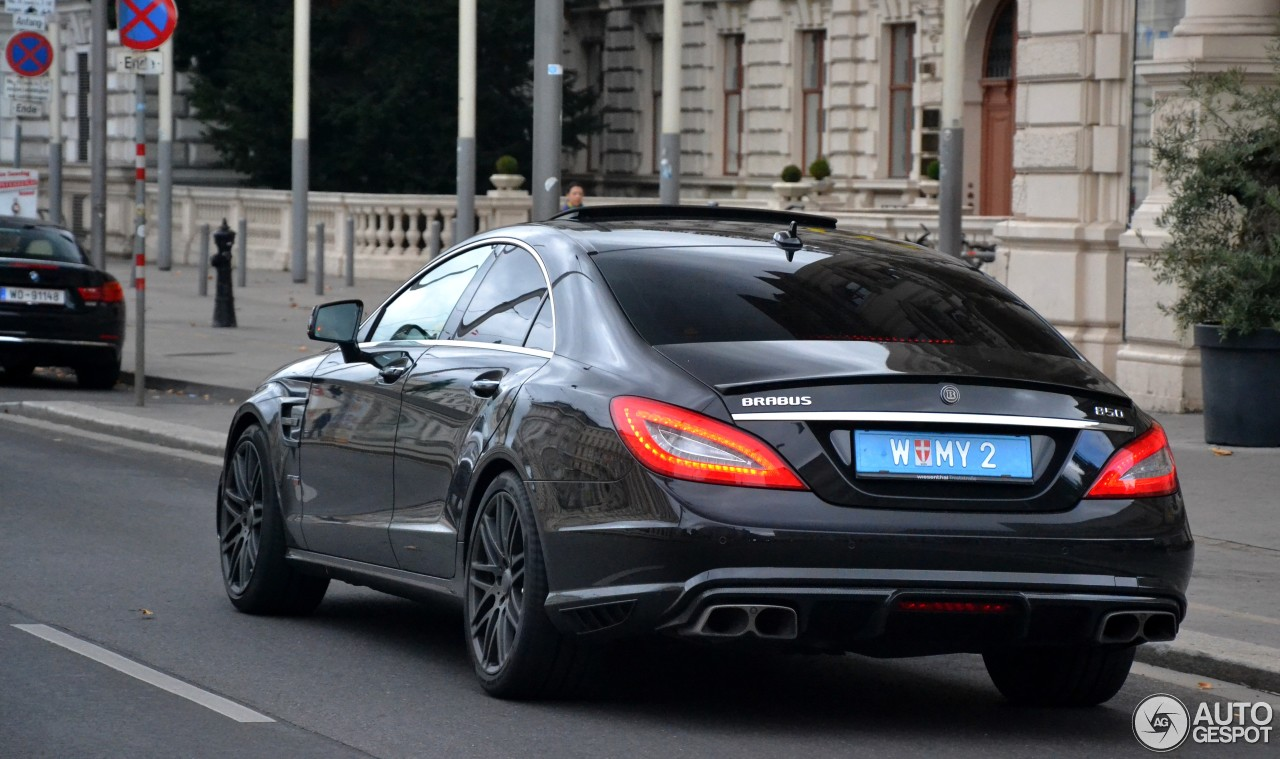 Mercedes Benz Brabus Cls 850 30 November 2016 Autogespot