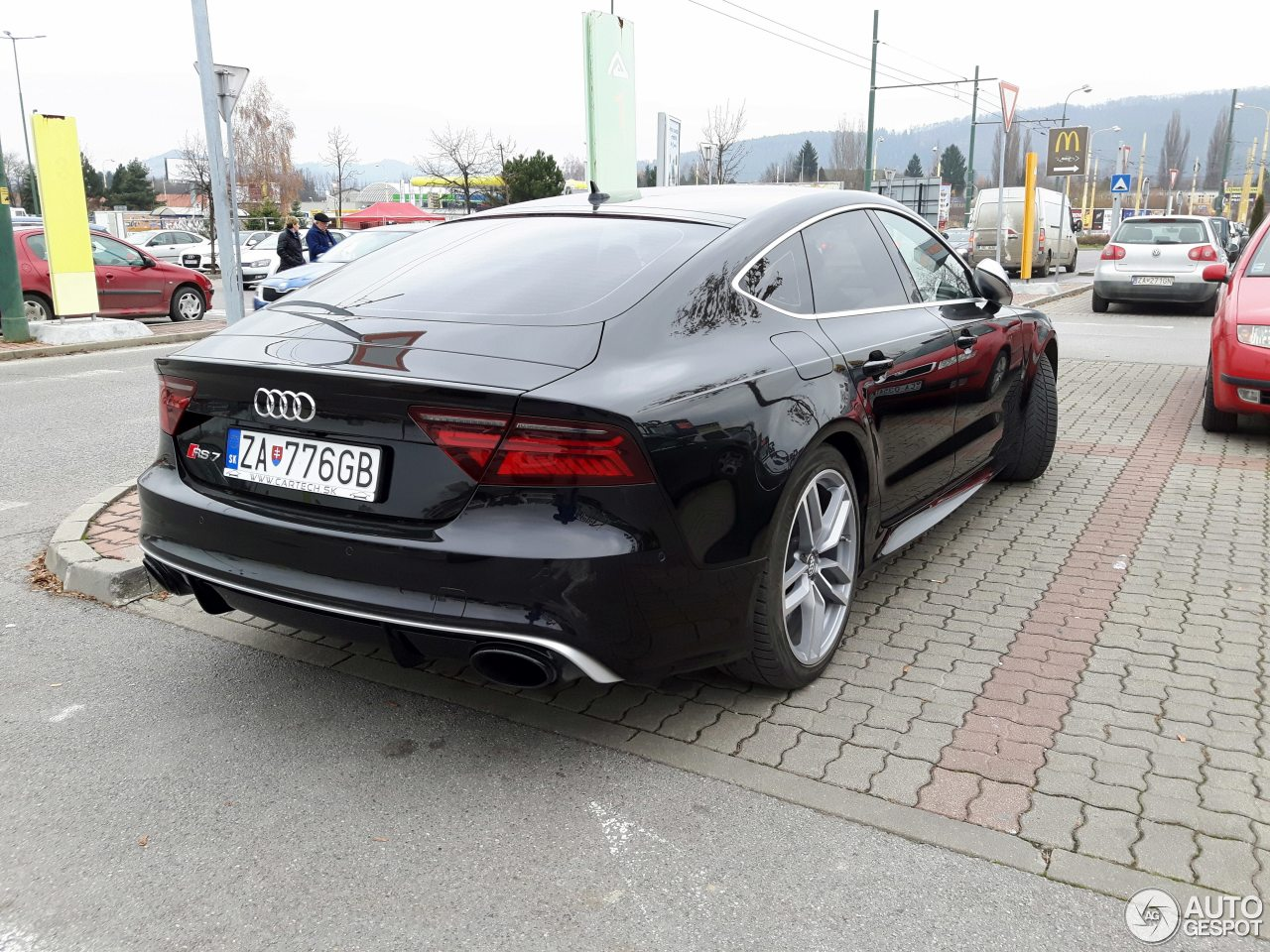 audi rs7 sportback 2015 performance 1 december 2016 autogespot. Black Bedroom Furniture Sets. Home Design Ideas