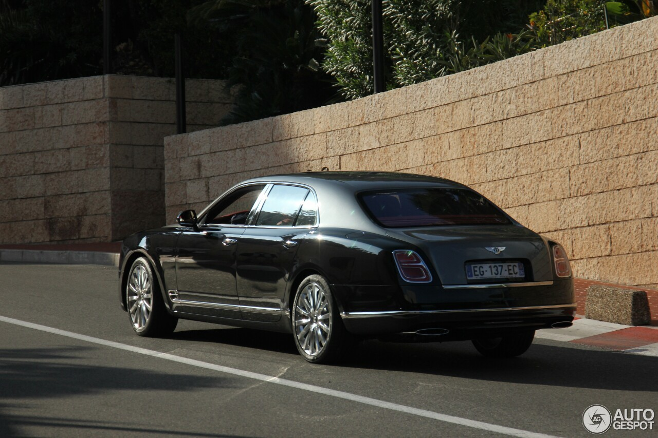 bentley mulsanne 2016 3 dcembre 2016 autogespot. Black Bedroom Furniture Sets. Home Design Ideas
