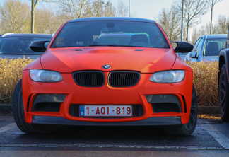 BMW BMW M3 E92 Coupé Vorsteiner GTRS3 Widebody BMW M3 E92 Coupé Vorsteiner GTS5