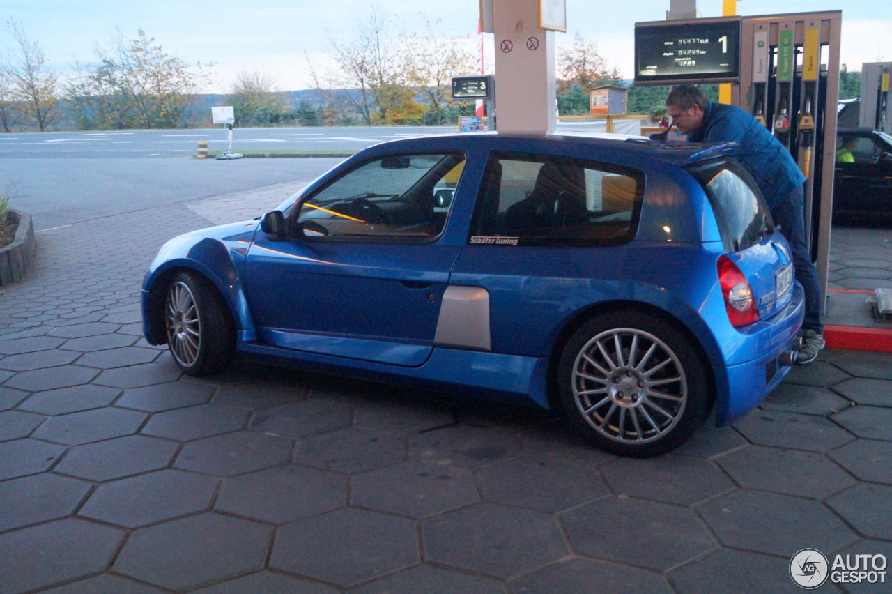 renault clio v6 the image kid has it. Black Bedroom Furniture Sets. Home Design Ideas