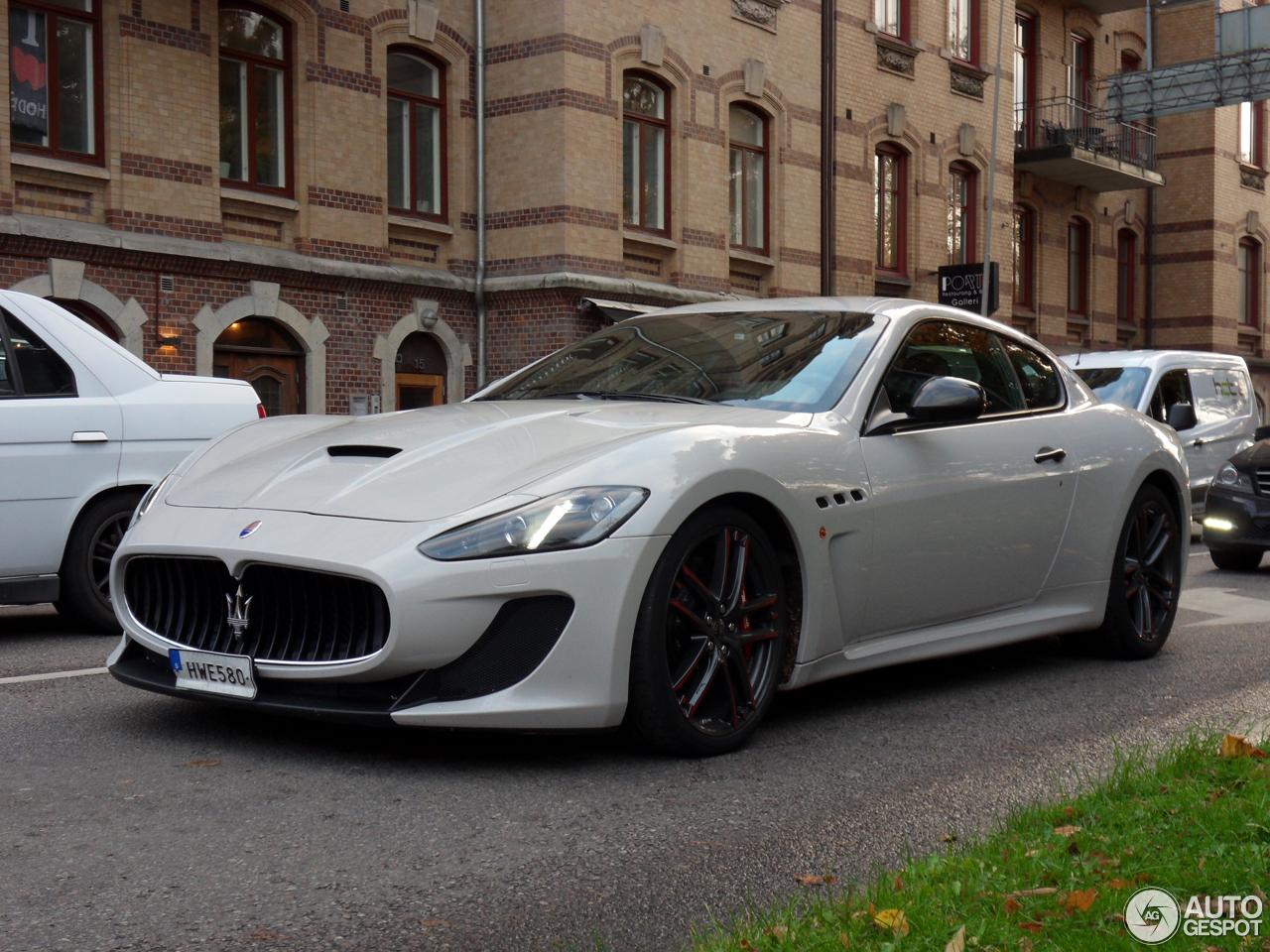 Maserati GranTurismo MC Centennial Edition - 5 December ...