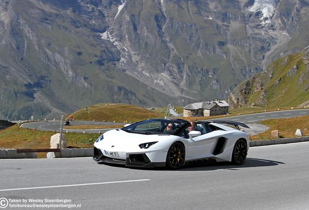 Lamborghini Aventador LP760-4 Roadster Novitec Torado
