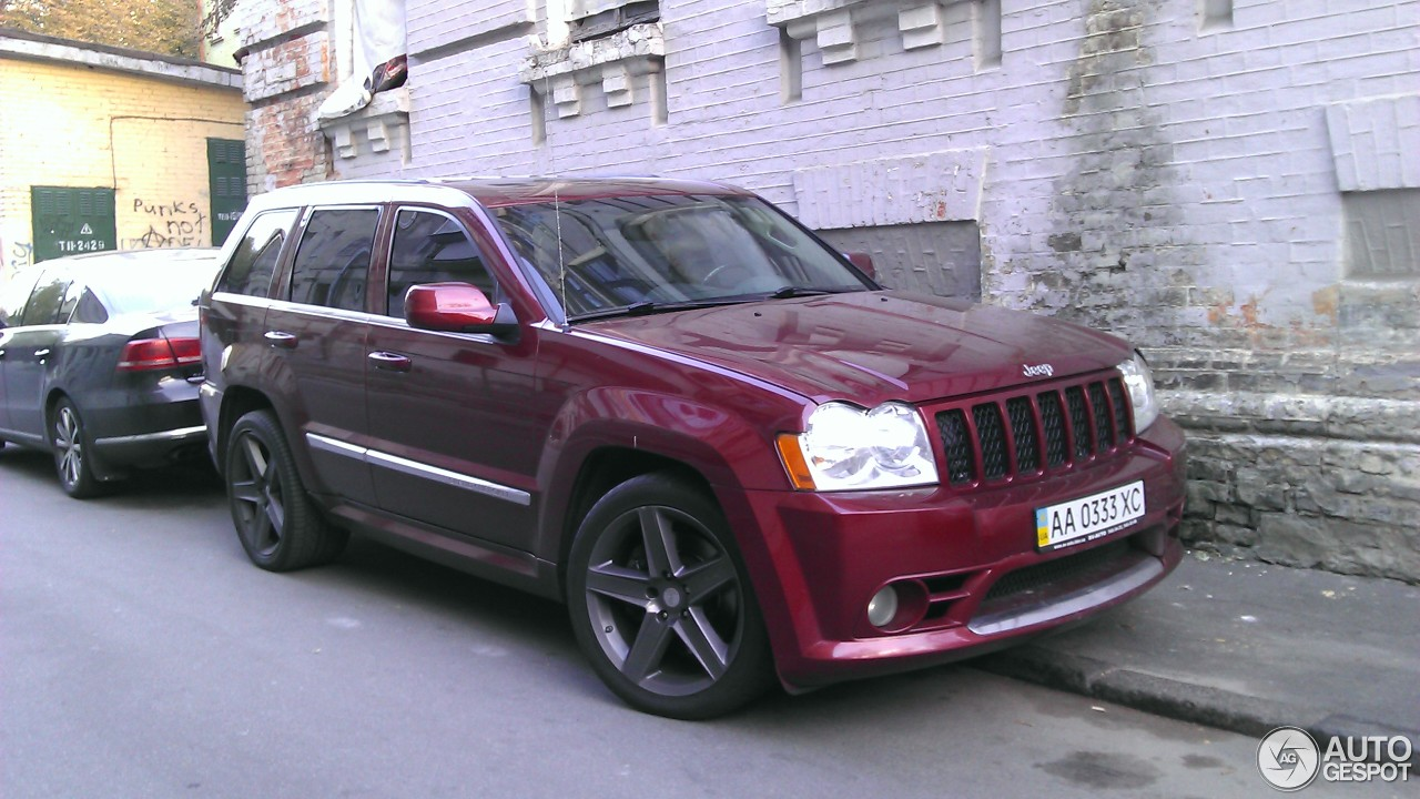 Jeep Grand Cherokee Srt 8 2005 6 December 2016 Autogespot