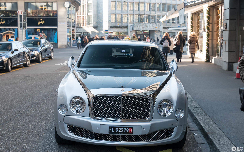 Bentley Mulsanne 2009 6 December 2016 Autogespot