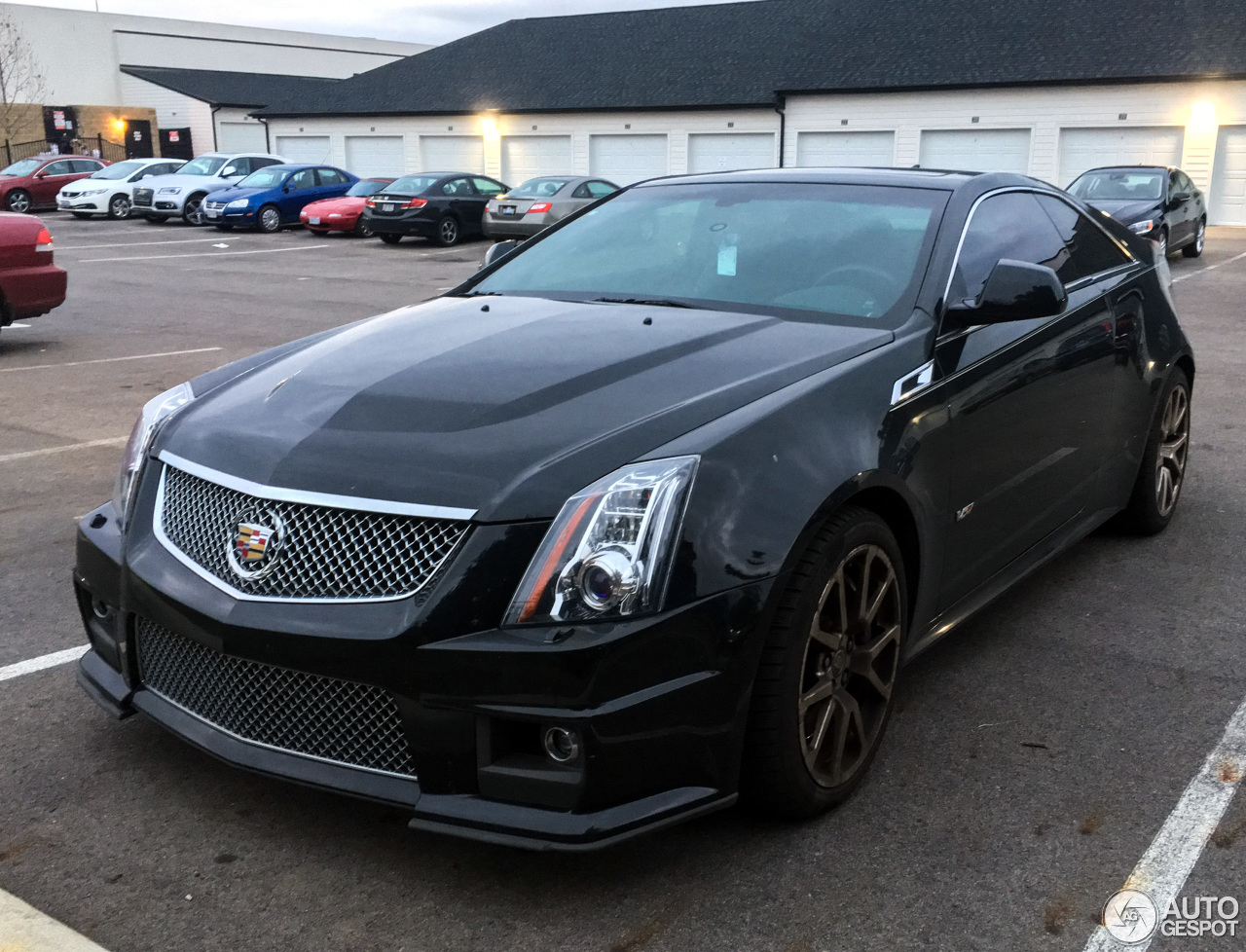 cadillac cts v coup 12 december 2016 autogespot. Black Bedroom Furniture Sets. Home Design Ideas