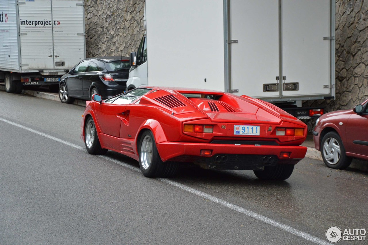 Lamborghini Countach 25th Anniversary 12 December 2016