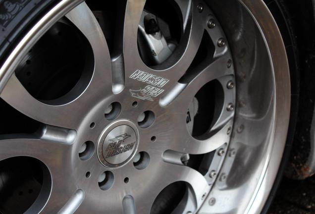 Mercedes-Benz FAB Design Widebody SL 55 AMG Wide Body