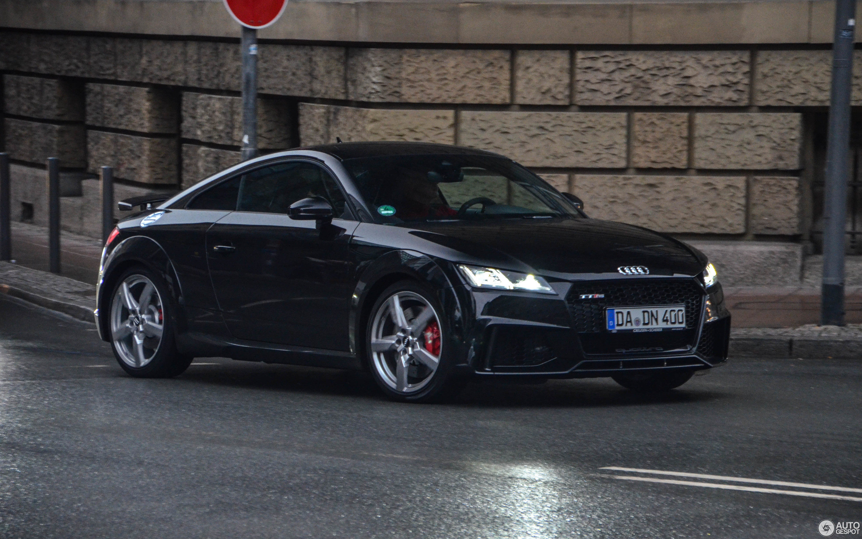 Audi TT-RS 2017 - 17 December 2016 - Autogespot