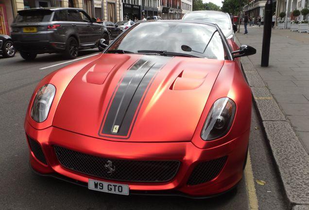 Ferrari 599 GTO Novitec Rosso
