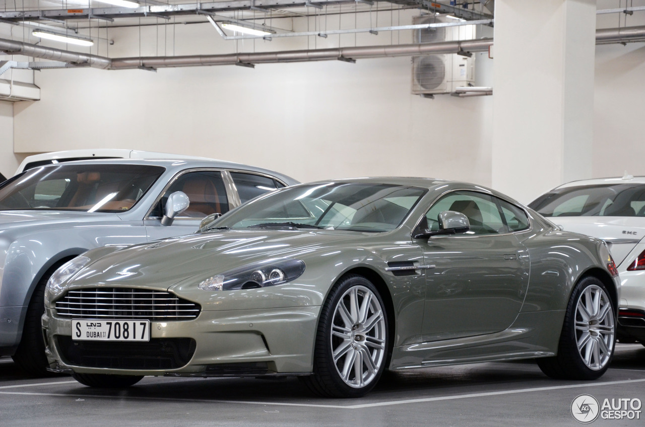 Aston Martin DBS - 19 December 2016 - Auspot on 1968 aston dbs, aston db, bentley dbs, citroen dbs, aston dbs interior, aston martin's hot, toyota dbs, aston one-77, aston v8 vantage,