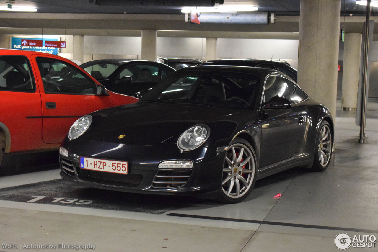 porsche 997 targa 4s mkii 20 december 2016 autogespot. Black Bedroom Furniture Sets. Home Design Ideas