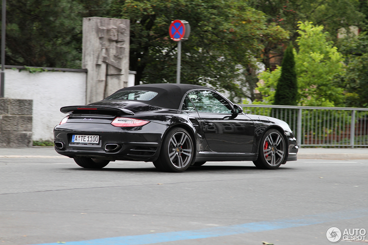 porsche 997 turbo cabriolet mkii 21 december 2016 autogespot. Black Bedroom Furniture Sets. Home Design Ideas