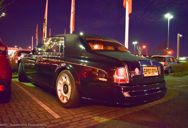 Rolls-Royce Phantom Centenary