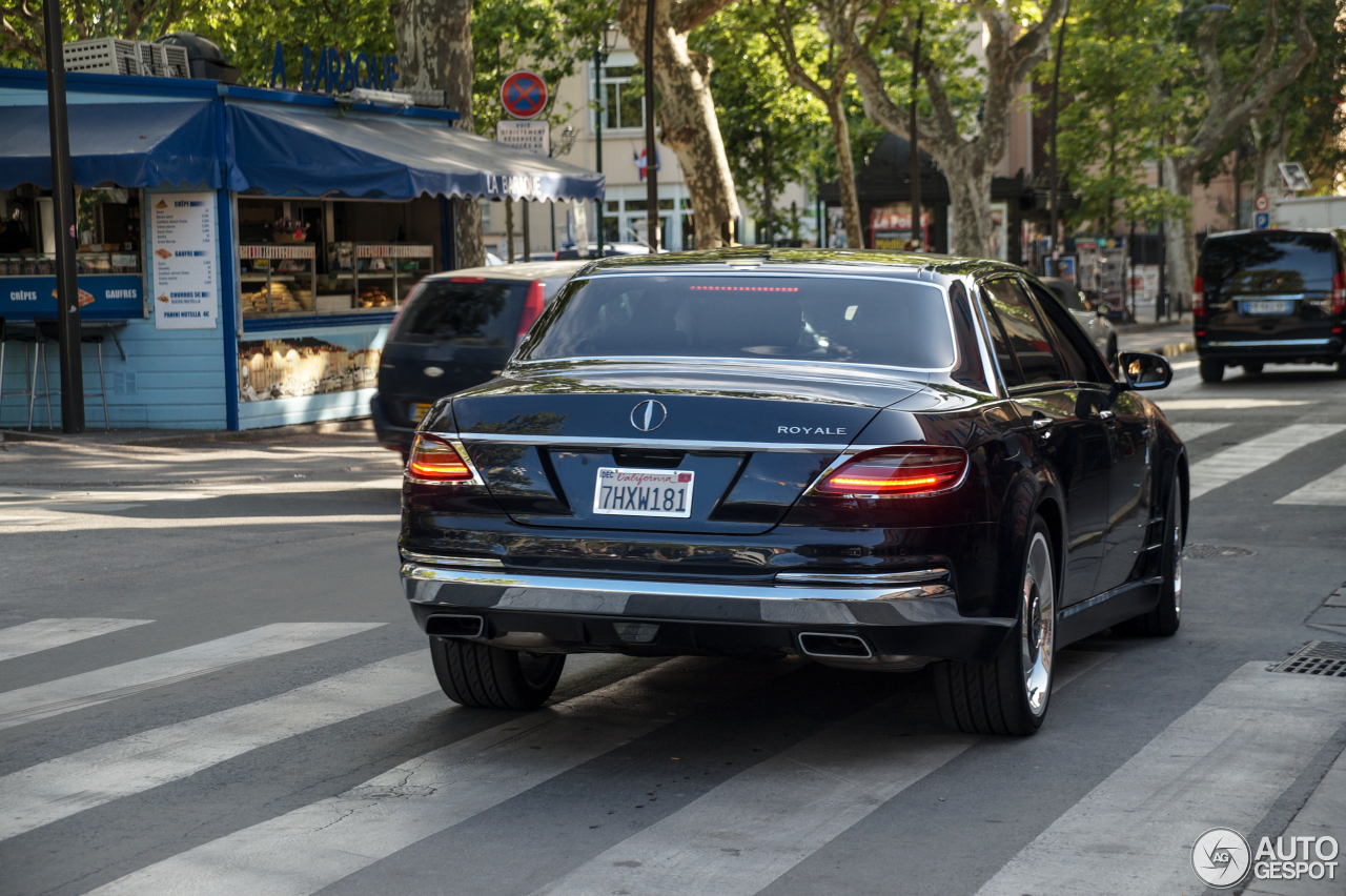 Mercedes benz royale 600 22 dcembre 2016 autogespot for Mercedes benz of maryland