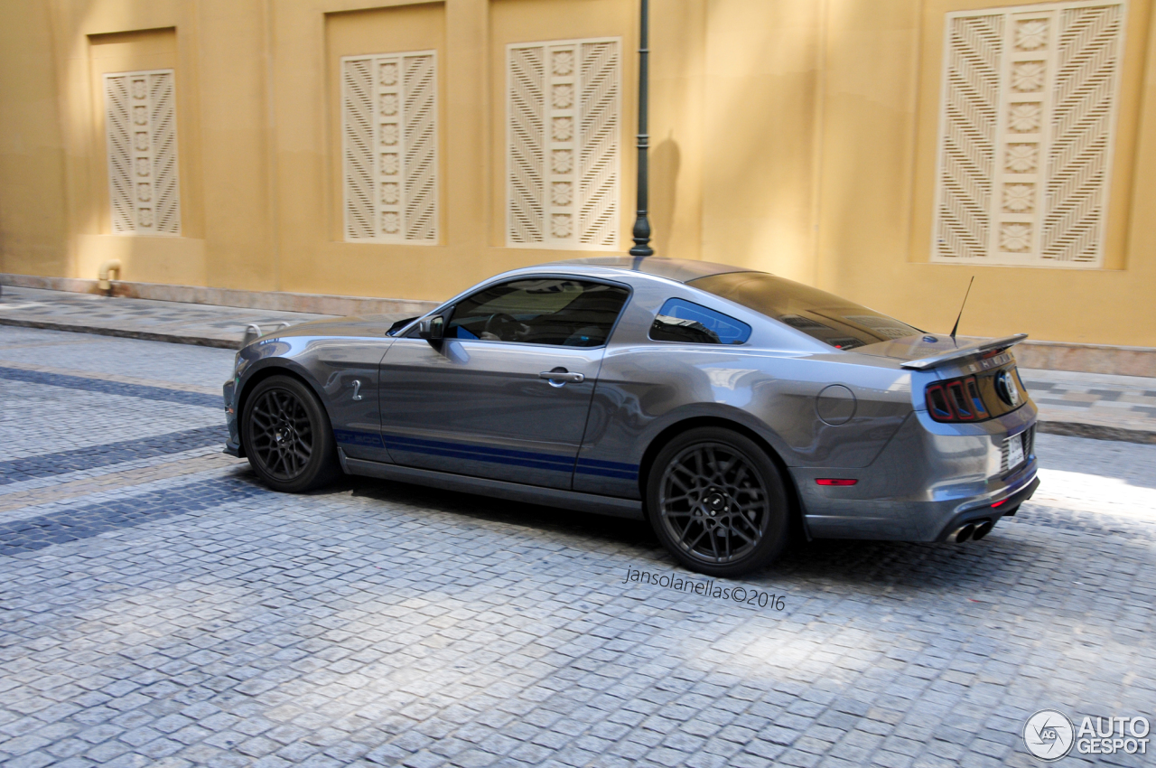 ford mustang shelby gt500 2013 25 december 2016 autogespot. Black Bedroom Furniture Sets. Home Design Ideas