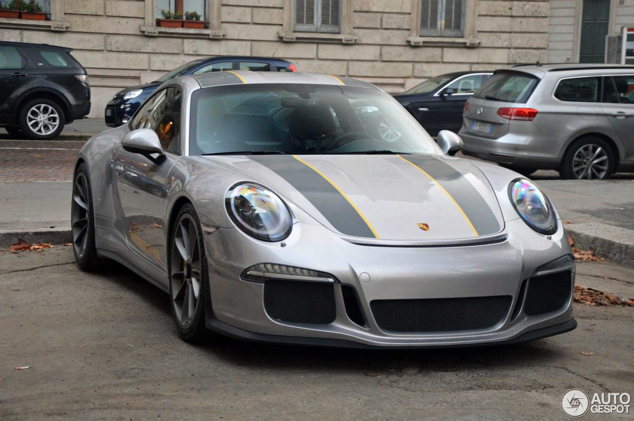 porsche 911 r 25 december 2016 autogespot. Black Bedroom Furniture Sets. Home Design Ideas
