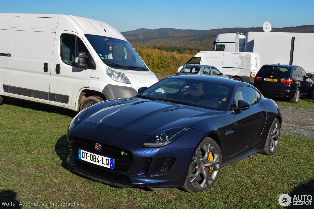 Jaguar F TYPE R Coupé