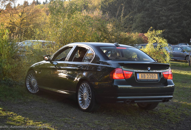 Alpina B3 Bi-Turbo Sedan 2009