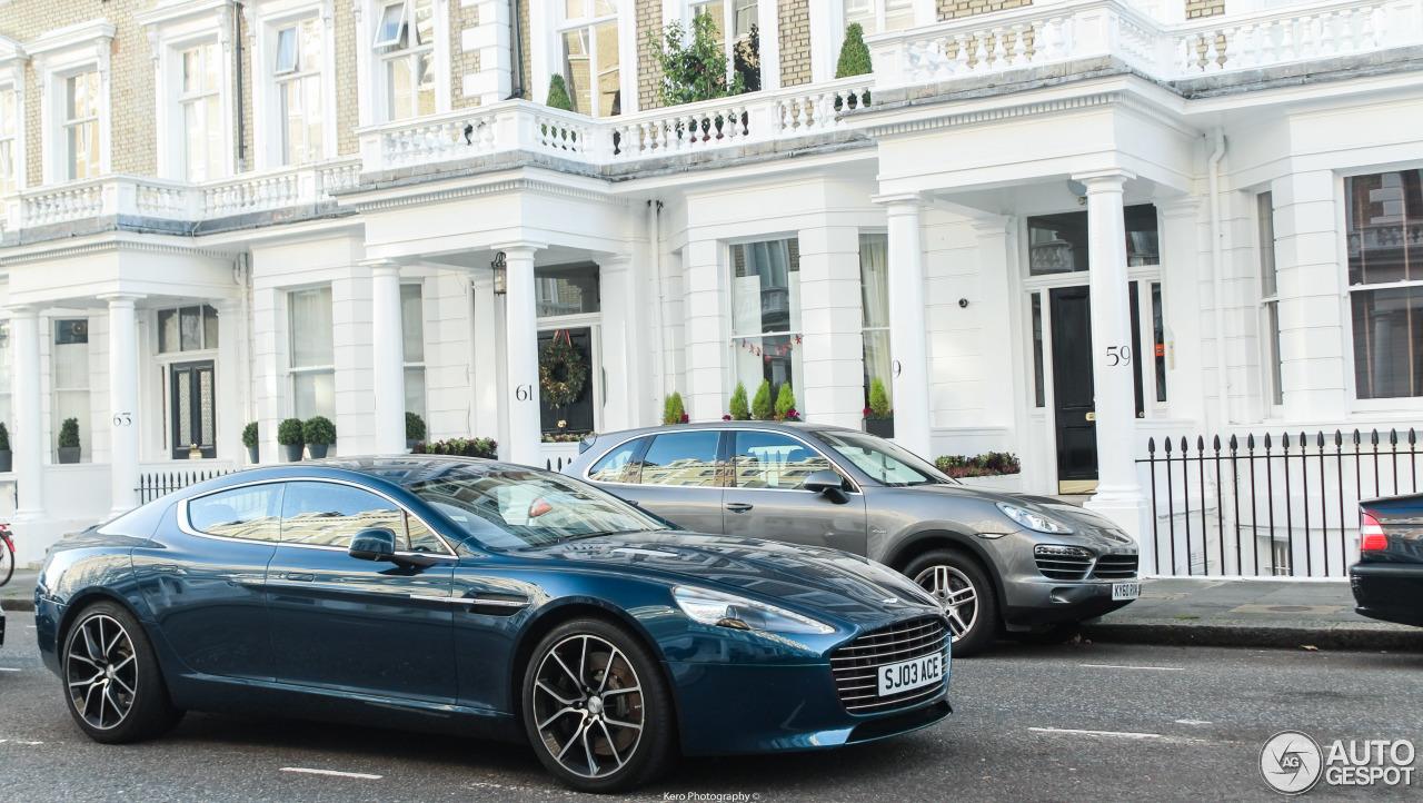 Aston Martin Rapide S 29 Dezember 2016 Autogespot