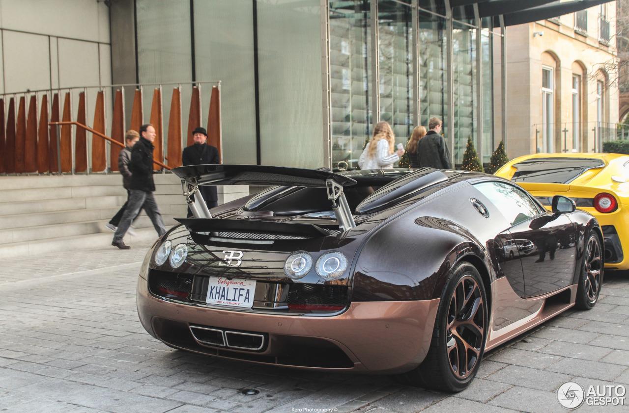 bugatti veyron 16 4 grand sport vitesse rembrandt bugatti 30 december 2016 autogespot. Black Bedroom Furniture Sets. Home Design Ideas
