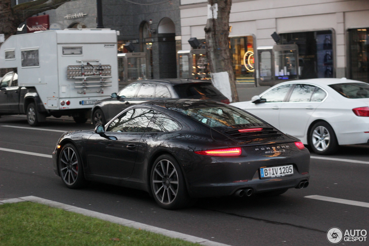 Porsche 991 Carrera S  30 December 2016  Autogespot