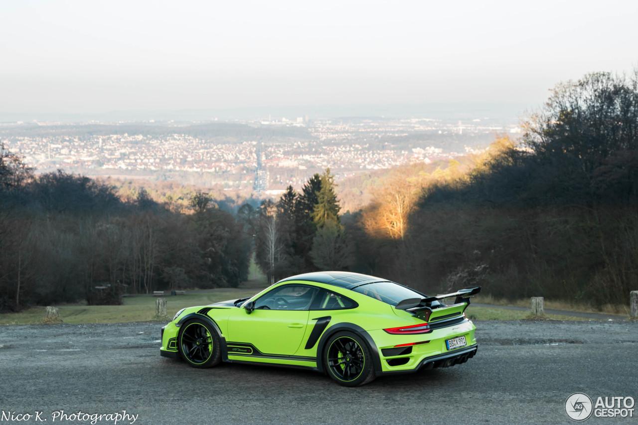 Porsche 991 Techart Gt Street R 30 December 2016 Autogespot
