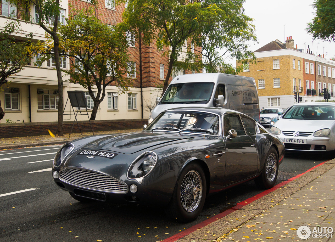All Types aston db4 zagato : Aston Martin DB4 GT Zagato - 31 December 2016 - Autogespot