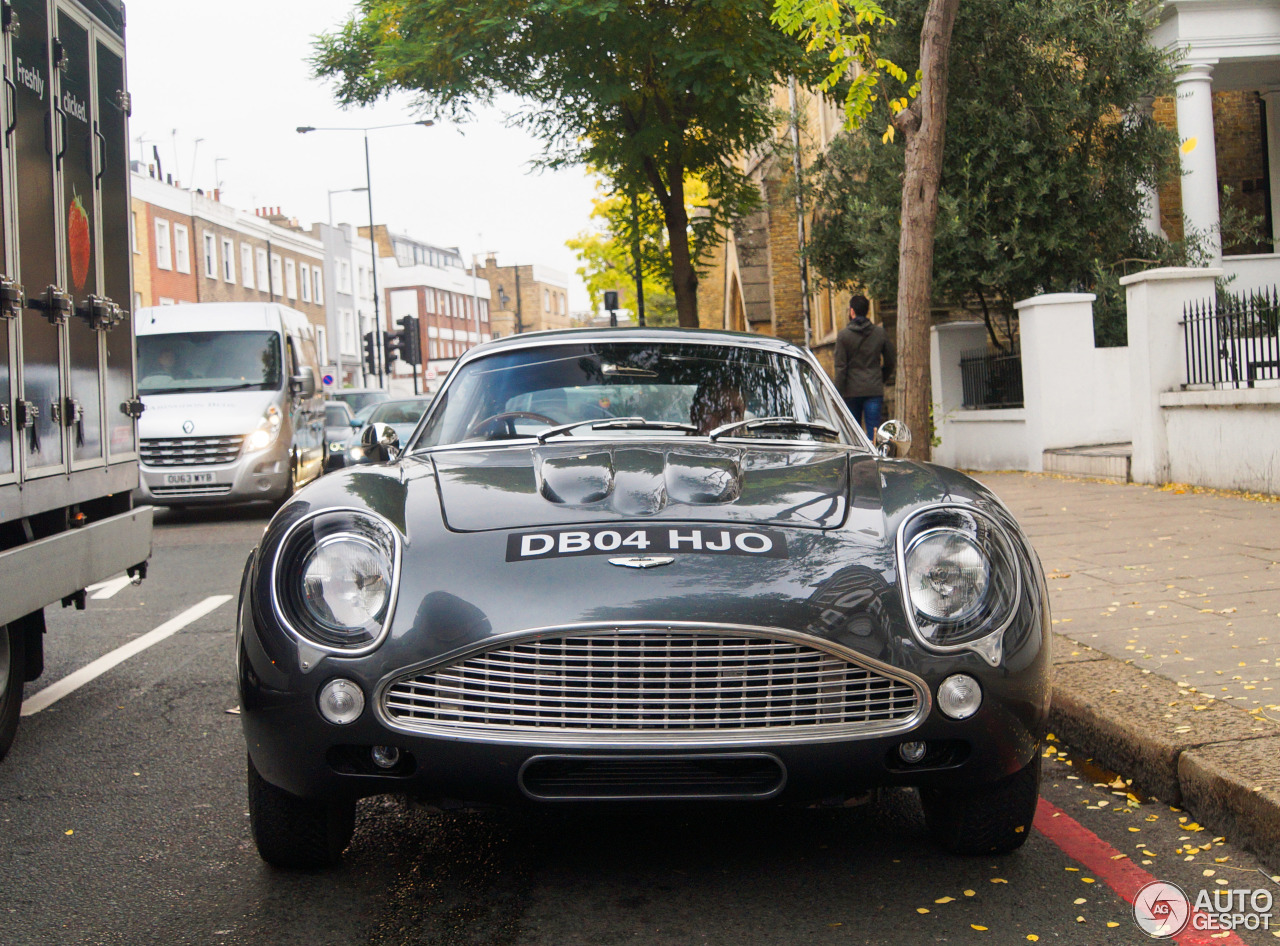 All Types aston db4 zagato : Aston Martin DB4 GT Zagato - 31 December 2016 - Autogespot