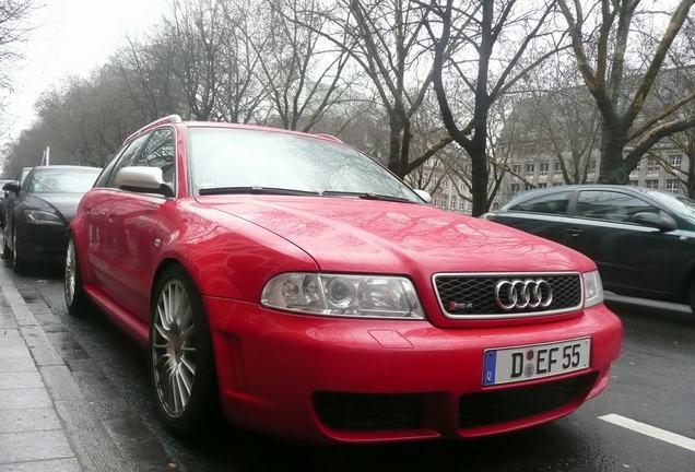 Audi MTM RS4 Avant B5